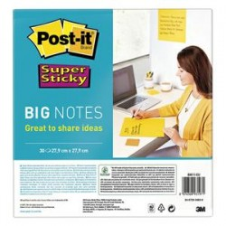 POS P/30F BIG NOTESSUPER STICKY J BP1007
