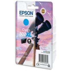 EPSON Cartouche jet d'encre cyan XL jumelles C13T02W24010