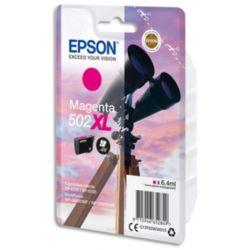 EPSON Cartouche jet d'encre magenta XL jumelles C13T02W34010