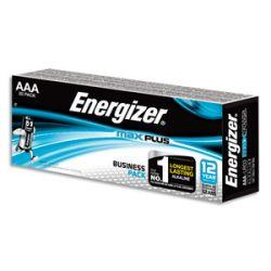 ENERGIZER Blister de 20 piles Max Plus AAA E92 60/120 7638900423174
