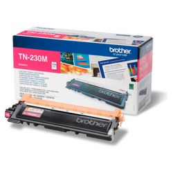Toner laser brother TN230M couleur magenta 1400p