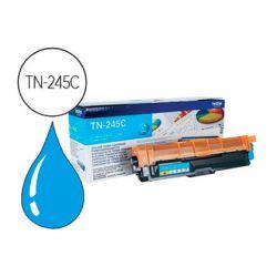 Toner laser brother TN245C couleur cyan haute capacité 2200p