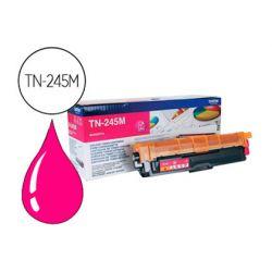 Toner laser brother TN245M couleur magenta haute capacité 2200p