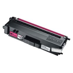 Toner laser brother TN320M couleur magenta 1500p