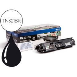 Toner laser brother TN321BK couleur noir 2500p