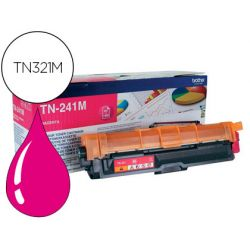 Toner laser brother TN321M couleur magenta 1500p