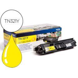 Toner laser brother TN321Y couleur jaune 1500p