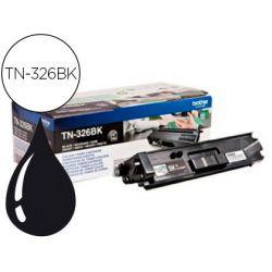 Toner laser brother TN326BK couleur noir 4000p