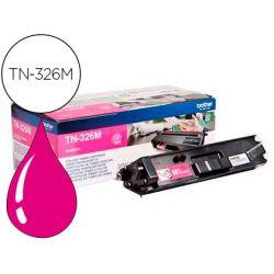 Toner laser brother TN326M couleur magenta 3500p