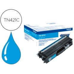 Toner laser brother TN421C