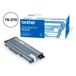 Toner laser brother TN2110 couleur noir 1500p