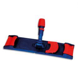 BROSSERIE THOMAS Support de lavage à plat en plastique pour système frange à languette L40 x H6 x P13 cm