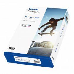 Ramette papier 500 feuilles A4 75g blanc TECNO FORMULA
