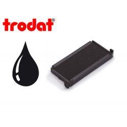 Cassette encrage trodat 6/4914a pour tampon encreur printy 4914 coloris noir