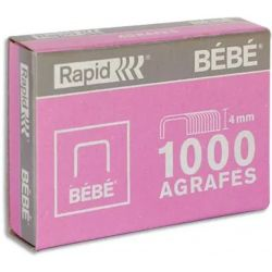 RAPID Agrafes BéBé (8/4) en boîte de 1000