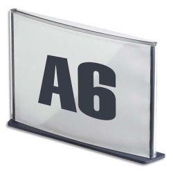 PAPERFLOW Plaque de porte format A6