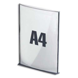 PAPERFLOW Plaque de porte format A4